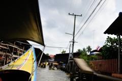 タイ王国 水上マーケットⅧ