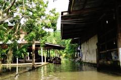 タイ王国 水上マーケットⅥ