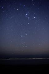 冬の星空Ⅱ