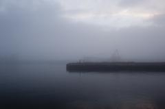 白霧の風景Ⅰ