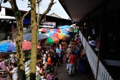 タイ王国 水上マーケット17
