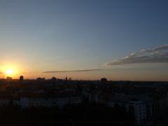 ミュンヘンの朝