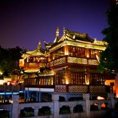 Shanghai Yuyuan Garden.
