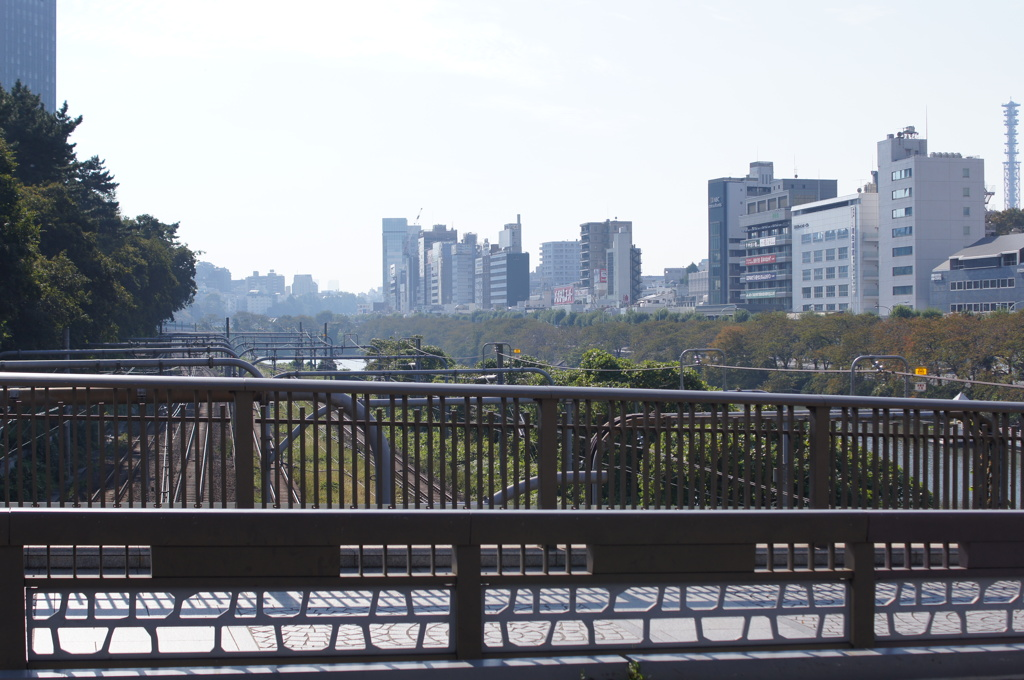 飯田橋駅より