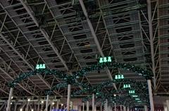 大阪駅のクリスマス