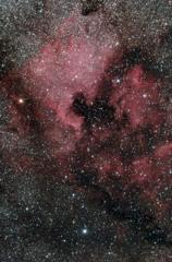 北アメリカ星雲, ペリカン星雲