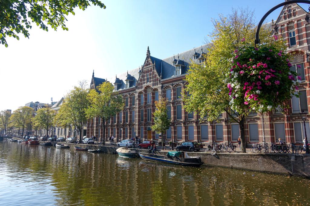 東インドハウス Oost-Indisch Huis@アムステルダム