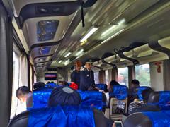 インドネシアの旅 Eksekutif