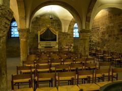 聖ペトリ大聖堂 地下礼拝堂2@ブレーメン