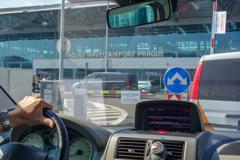 ヴァーツラフ・ハヴェル・プラハ国際空港へ