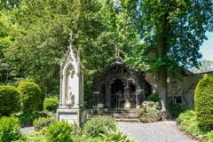 フュルステンベルク-シュタムハイム伯爵家の地下墓地 アナポリス教会@レマーゲン