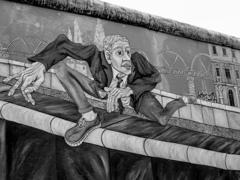 BW身近に見た世界 壁 その1@ベルリン
