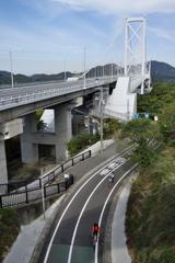 しまなみ海道 因島大橋2