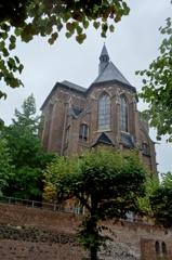 ドイツ&ベルギーの旅 Collegium Albertinum