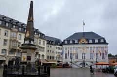 ドイツ&ベルギーの旅 再び旧市庁舎へ