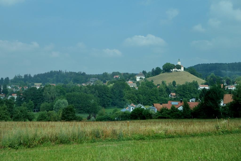 ドイツ&ベルギーの旅 南ドイツ田園風景 その3