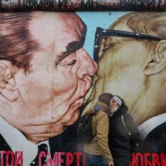 ベルリンの壁(イーストサイドギャラリー)その21@ベルリン