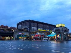 ベルリン動物園駅