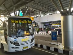 インドネシアの旅 スカルノ・ハッタ国際空港第3ターミナル