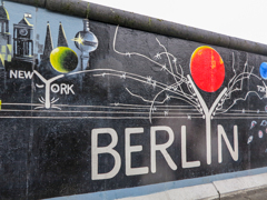 ベルリンの壁(イーストサイドギャラリー)その19@ベルリン