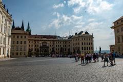 さらばプラハ城