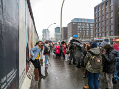 ベルリンの壁(イーストサイドギャラリー)その22@ベルリン