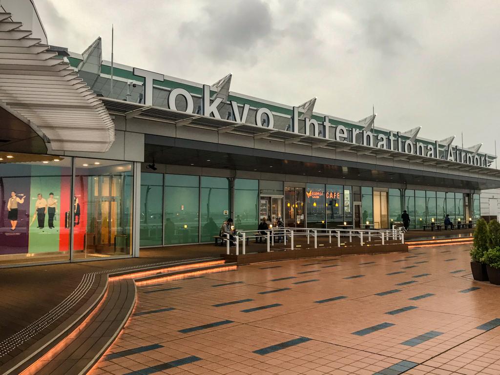 展望デッキ 羽田空港第三ターミナル(国際線ターミナル)