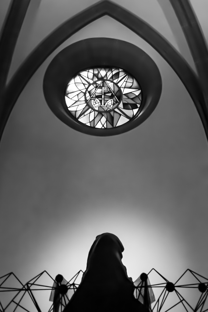 BW見上げる世界 聖シュテファン教会@マインツ