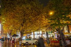 晩秋のミュンヘン市街