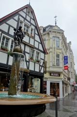 ドイツ&ベルギーの旅 雨の休日ボン街ブラ♪