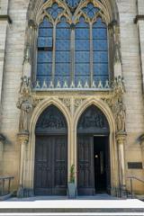 アポリナリス教会正面出入口@レマーゲン