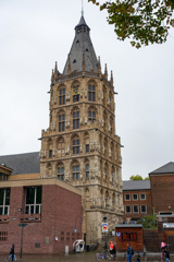 ドイツで最も古いと言われるケルン市庁舎
