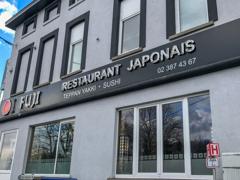 こんな所にも・・・日本食レストラン