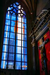 新旧の融合 マインツ大聖堂@マインツ
