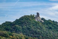 竜の岩山ドラッヘンフェルス