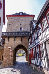 南西の門 ハイスターバッハー門 Heisterbacher Tor