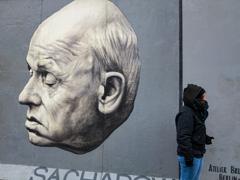 ベルリンの壁(イーストサイドギャラリー)その15@ベルリン