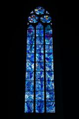 シャガール最後のステンドグラス3 聖シュテファン教会@マインツ