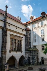プラハ城旧王宮