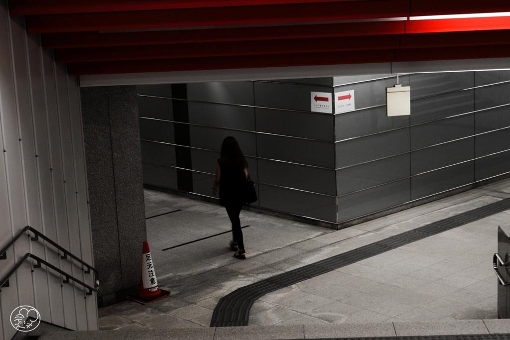 地下道 -30