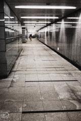 地下道 -32