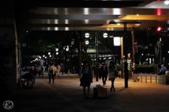 夕暮れ西新宿 -3