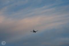 羽田空港着陸ルート -1