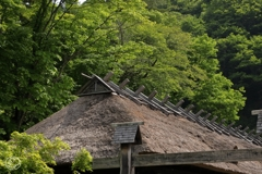本陣の屋根