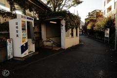 駅前裏道 -2