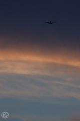 羽田空港着陸ルート -8