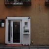 白い扉のレストラン