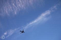 羽田空港着陸ルート -11