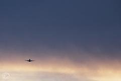 羽田空港着陸ルート -6