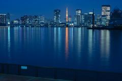 Tokyo Blue Bay